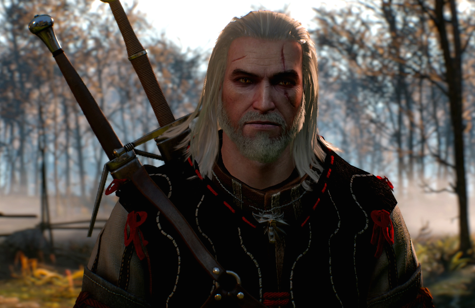 Witcher 3 Hair Styles: The Witcher 3 Wild Hunt Guide: How To Get Hairstyles