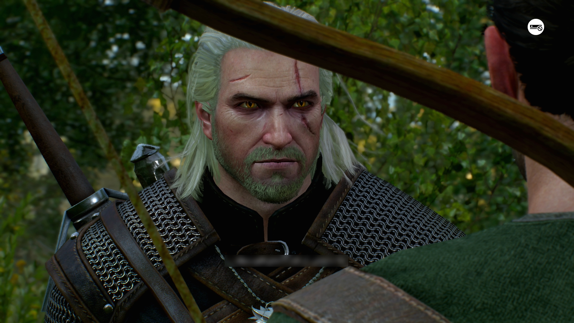 the witcher 3 xbox one screenshots show geralt with beard. Black Bedroom Furniture Sets. Home Design Ideas