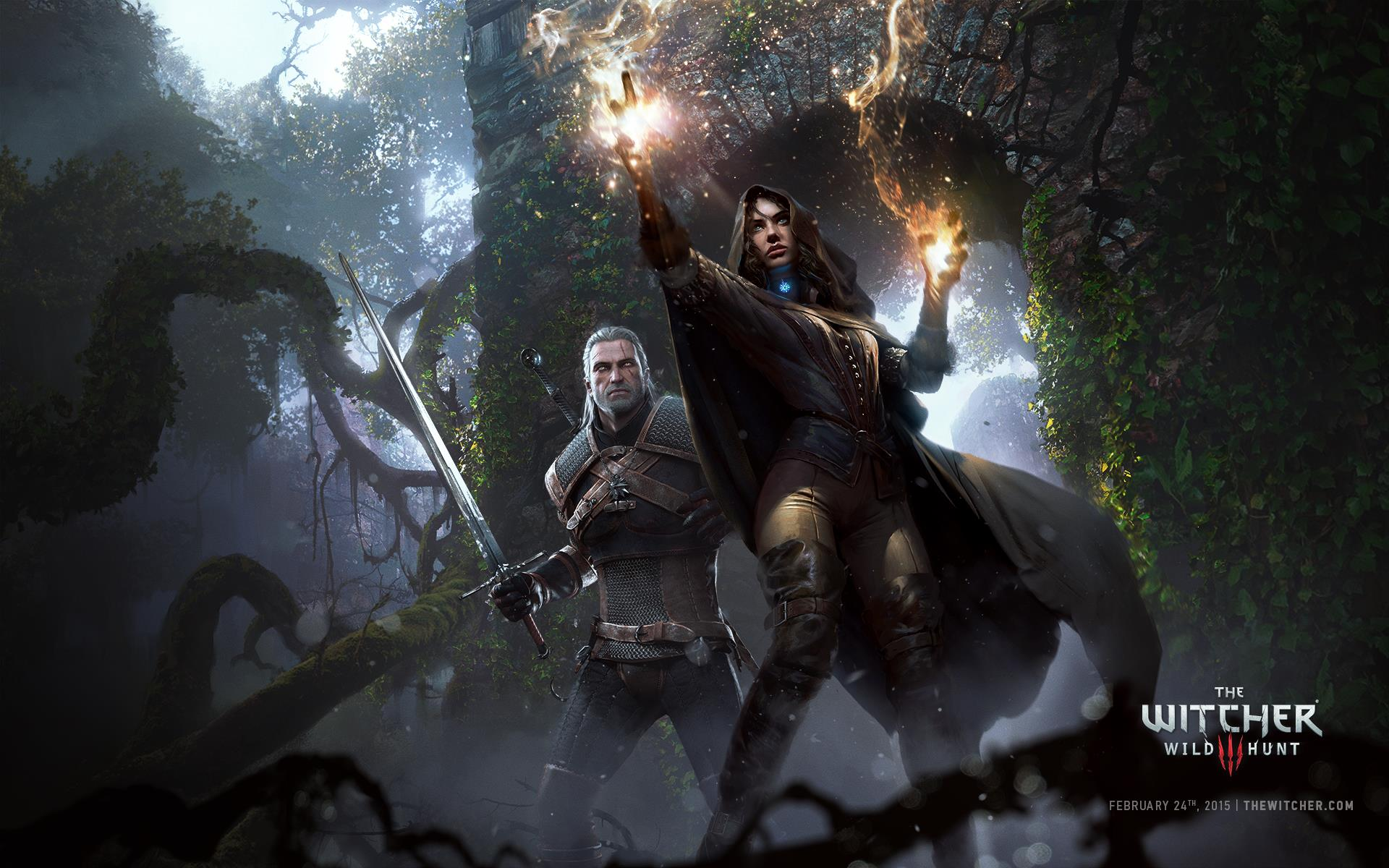 ... Look For Ciri Free DLC Leaked; New Quest Available For Download