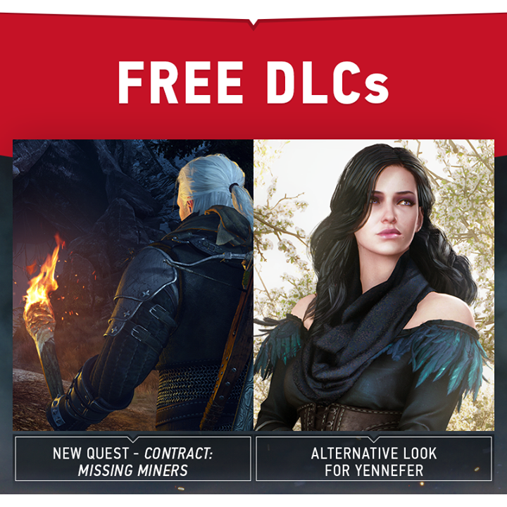 The Witcher 3 How To Use Alternative Look For Yennefer Dlc On Ps4 Pc And Xbo