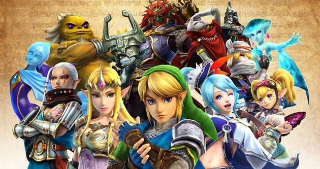 Hyrule Warriors Legends coming to 3DS during Q1, 2016