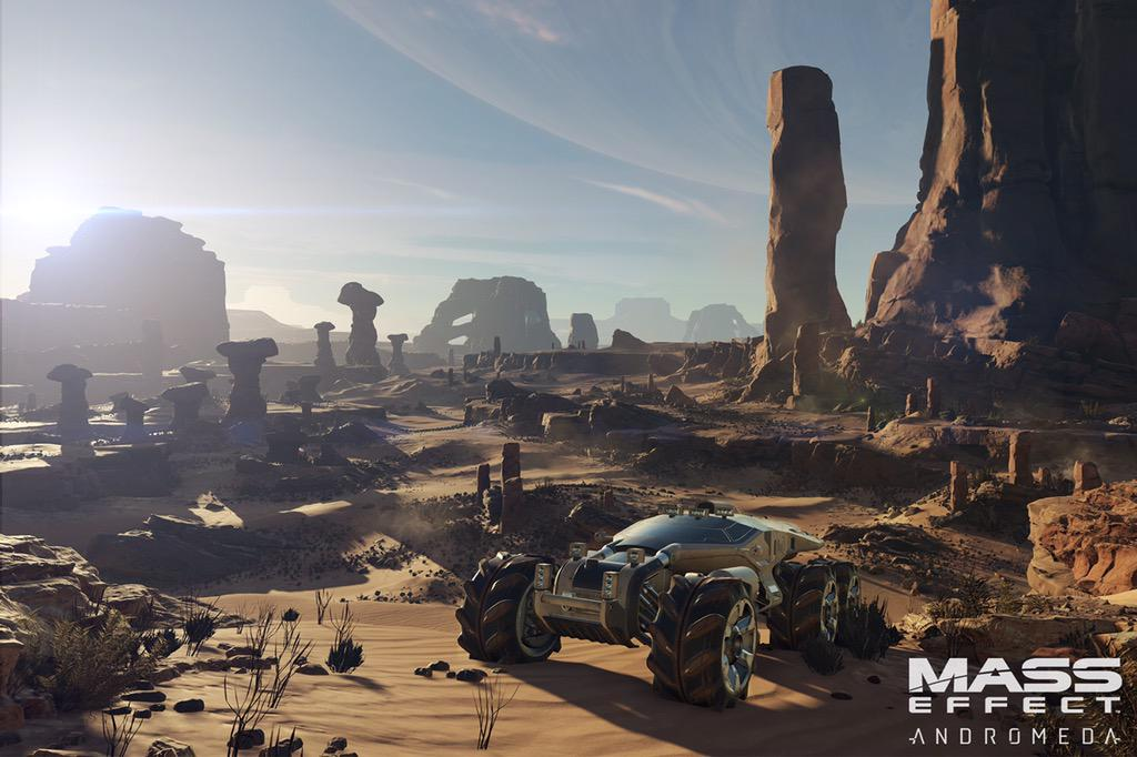 Mass Effect: Andromeda PS4 Xbox One PC Nintendo Switch