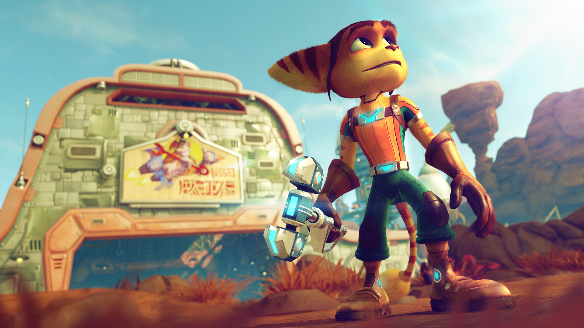 Insomniac Games Explain Why Ratchet And Clank Won't Run At 60 FPS On PS4 Pro