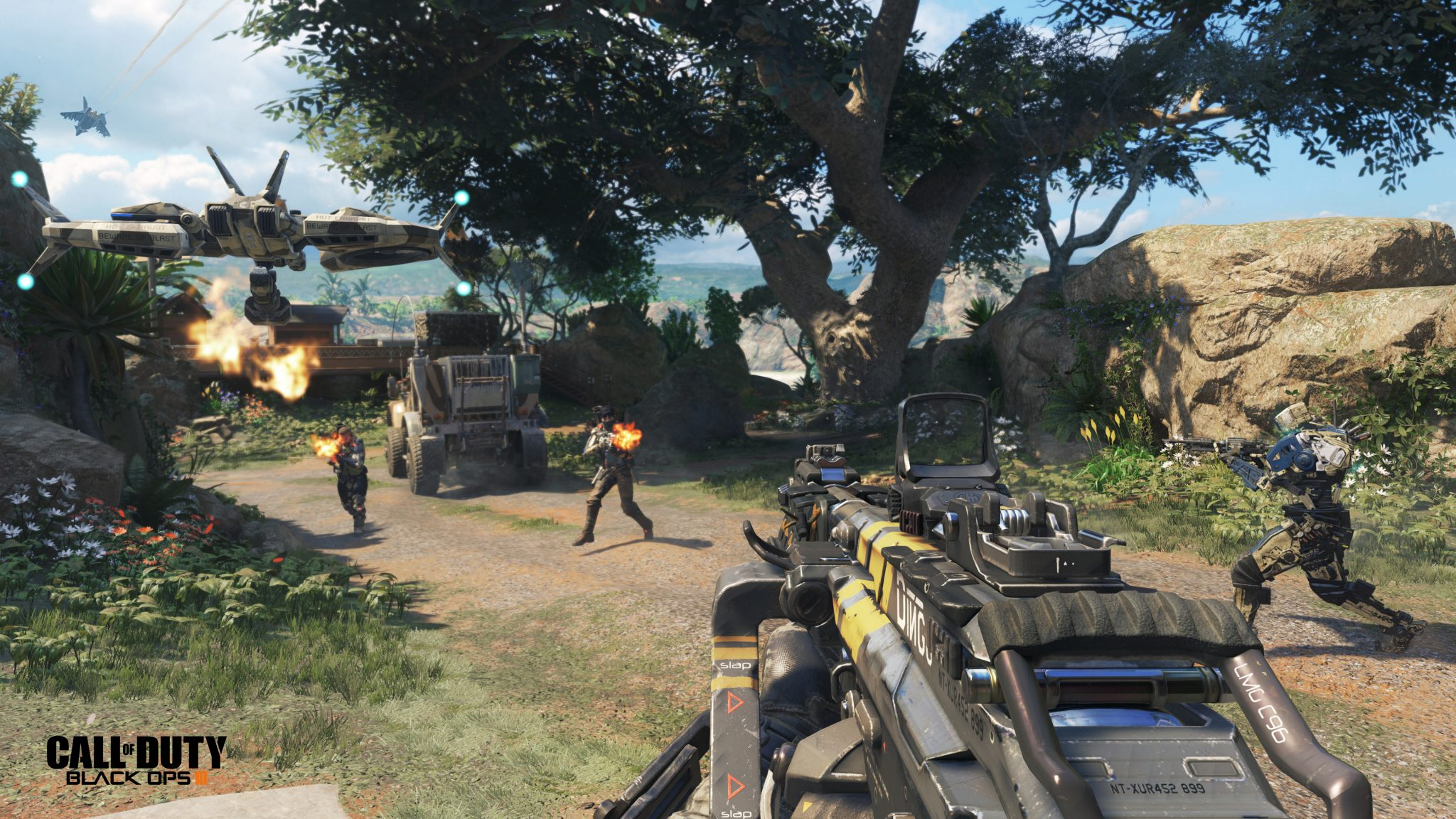 Treyarch black ops 3 pc patch