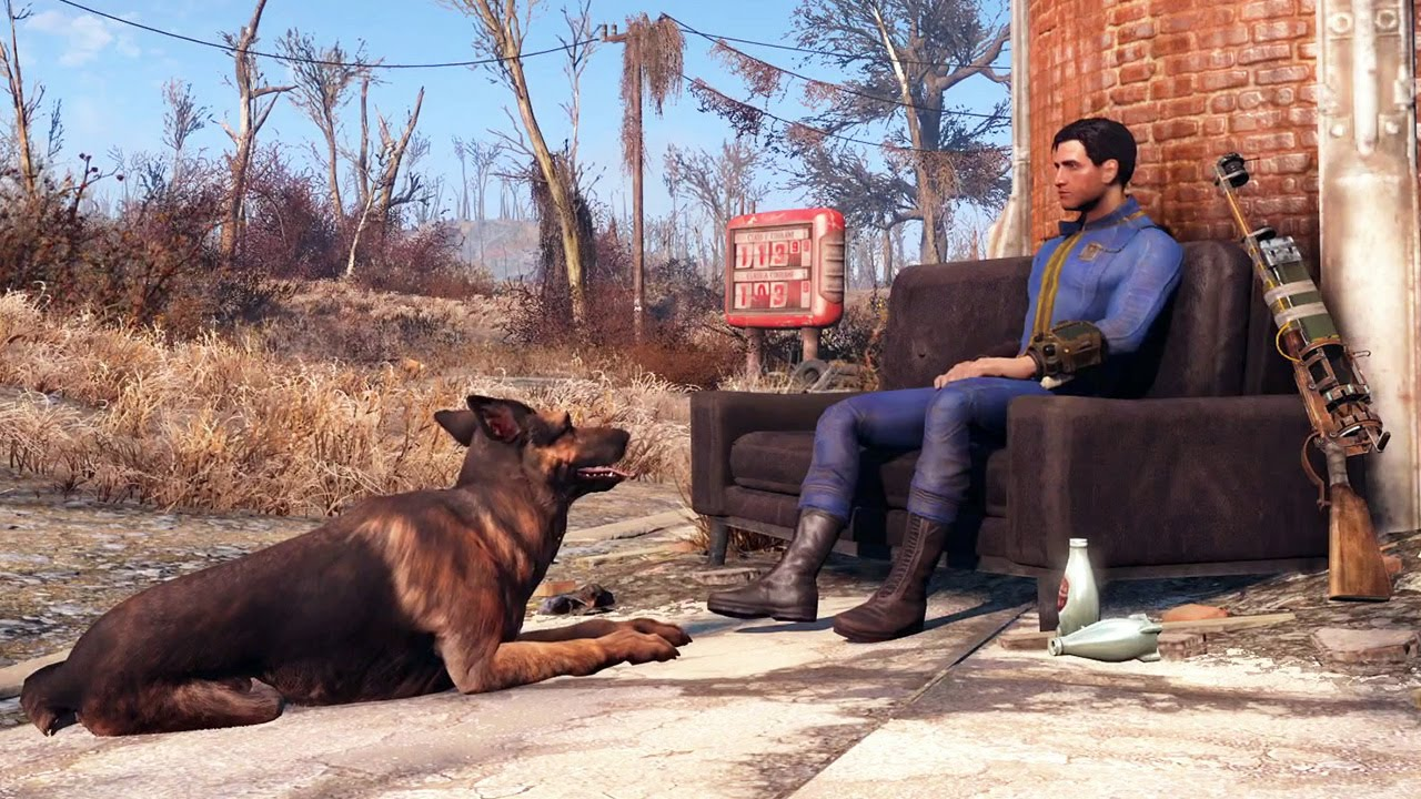Fallout 4 preload is live on Steam, download size 23.8GB
