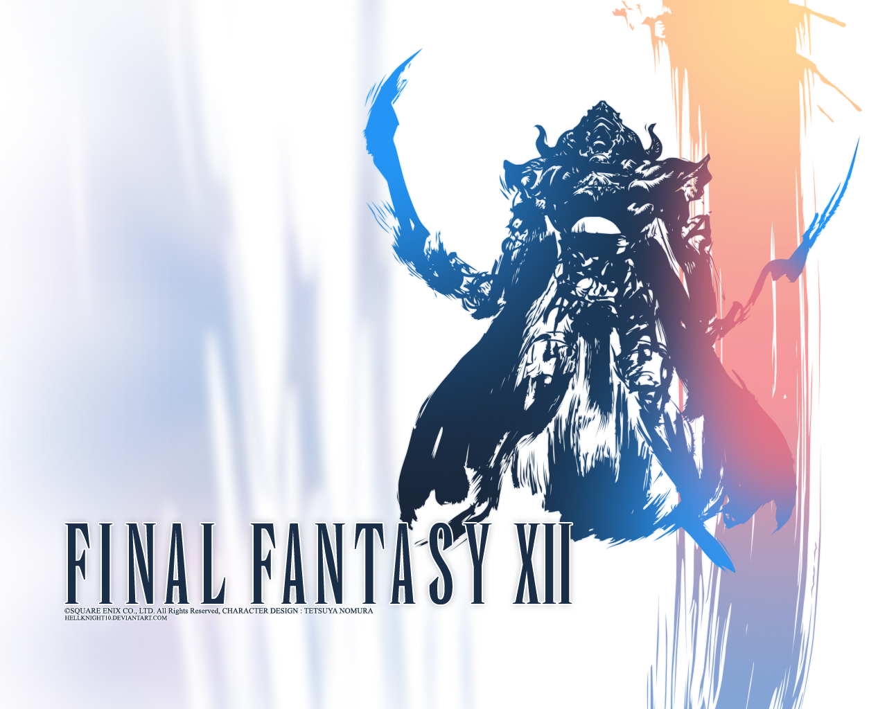 Final Fantasy 12 Wallpaper: Final Fantasy XII HD Remaster Teased In Upcoming Strategy
