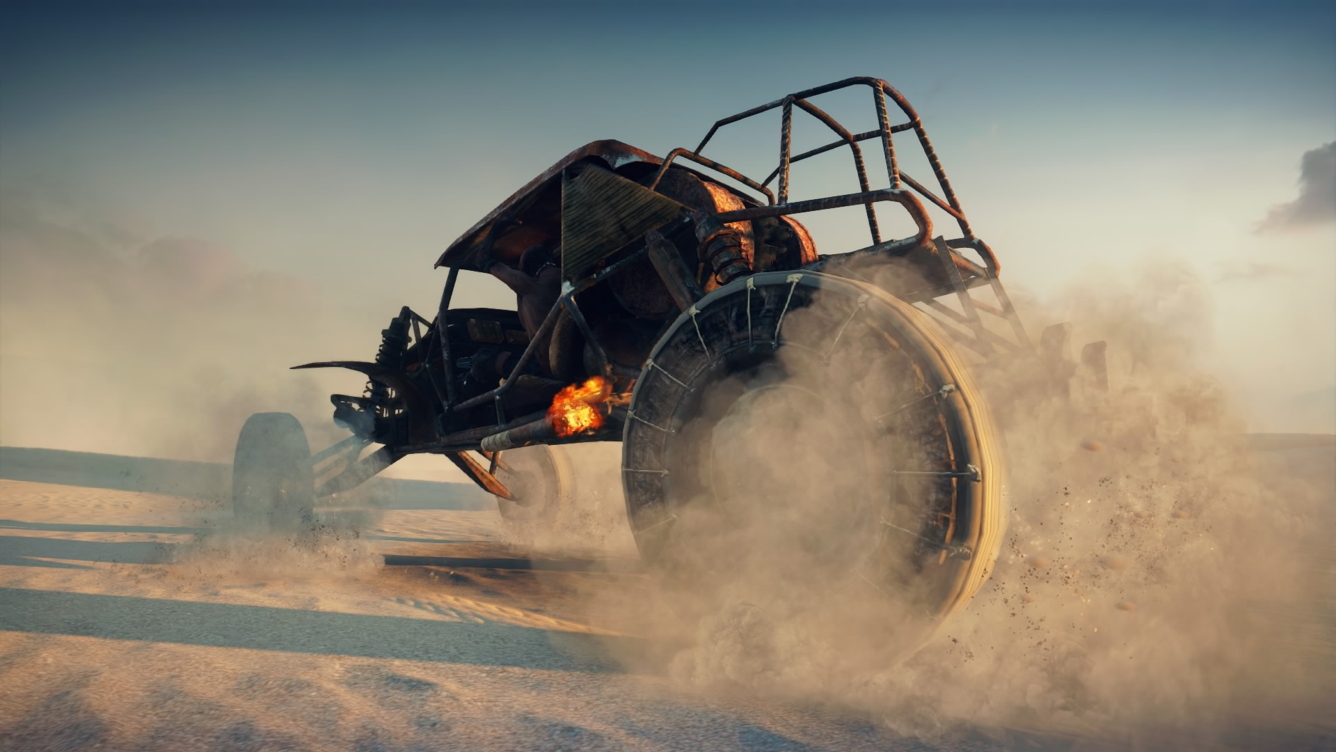 The Gameplay Places An Emphasis On Both Melee And Vehicular Combat Gives Players Control Of Magnum Opus Mad Max Ps4