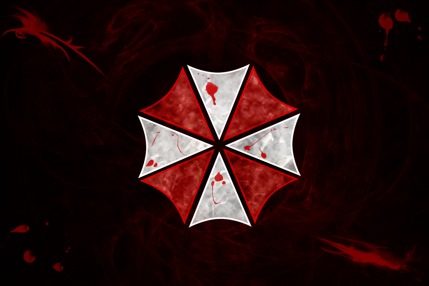 Creative assembly artist 39 s work reaveals artwork for - Umbrella corporation wallpaper hd 1366x768 ...