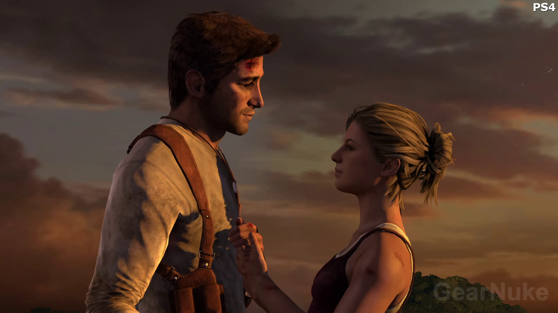 Uncharted The Nathan Drake Collection Shows A Big Visual Upgrade