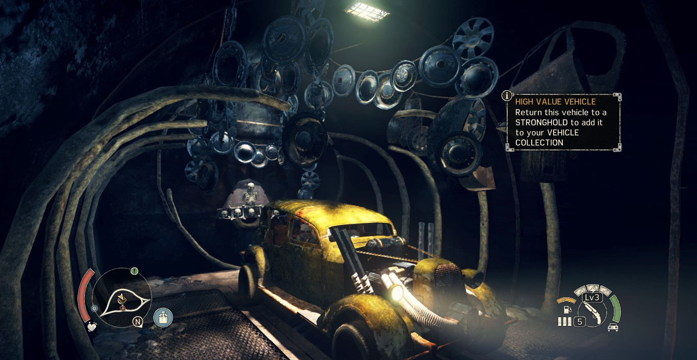 Mad max guide how to get golden tuska rare car location and map mad max golden tuska 2 gumiabroncs Gallery