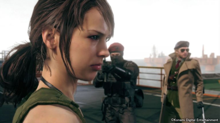 Metal Gear Solid V The Phantom Pain Guide How To Recruit Quiet