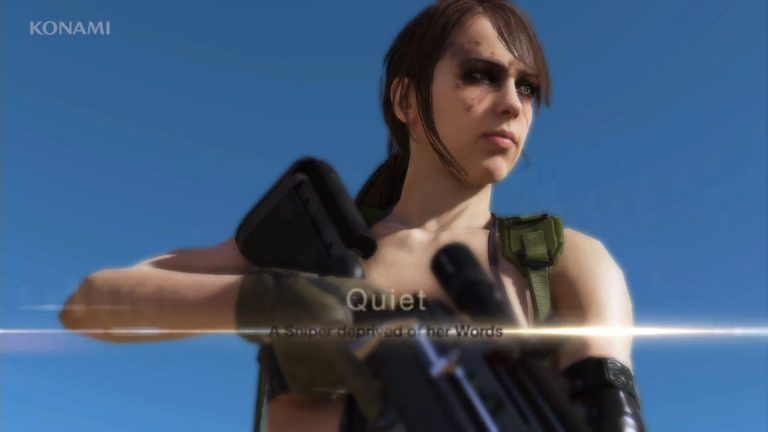 Metal Gear Solid V The Phantom Pain Guide How To Unlock Sniper Wolfs Outfit For Quiet