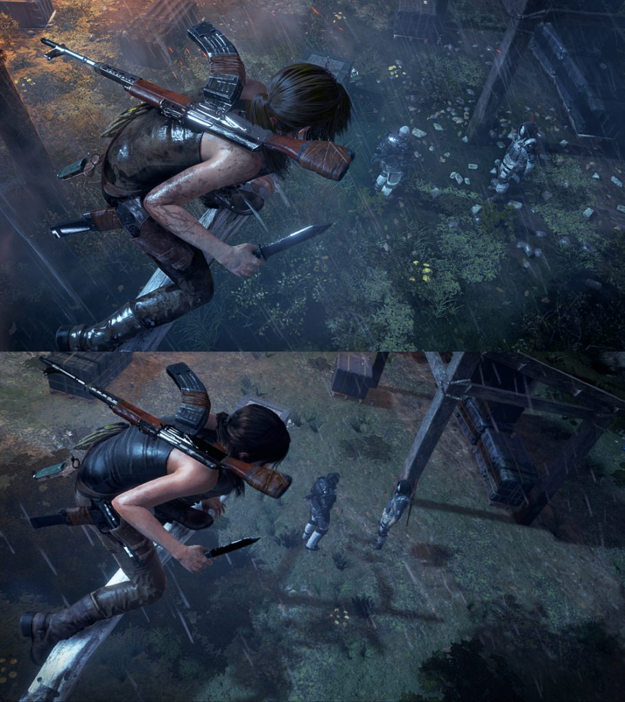 Tomb Raider: Game of the Year Edition Xbox 360 game
