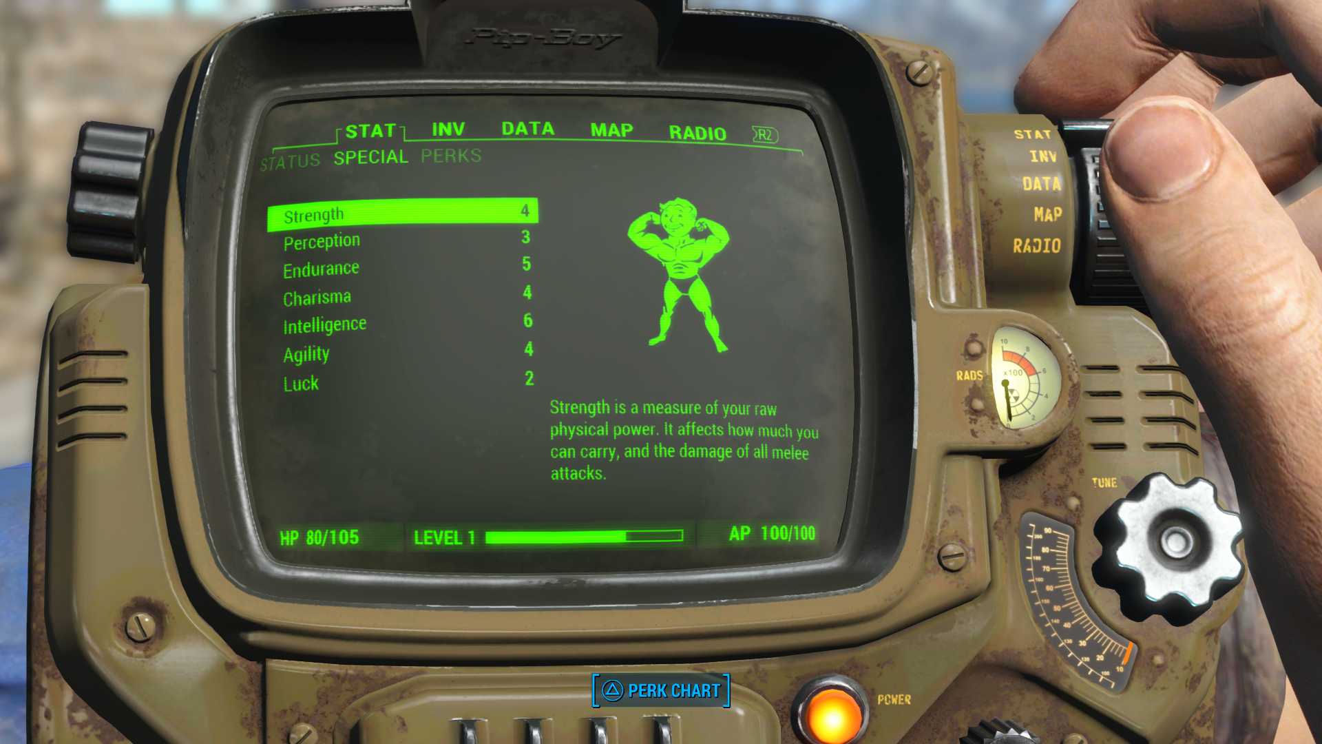 how to get a good screenshot on fallout 4