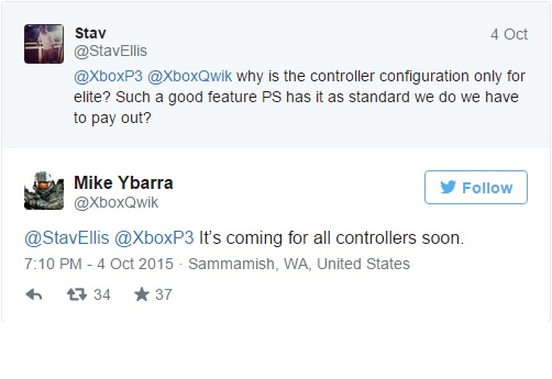 Microsoft-to-release-mapping-button-for-Xbox-One