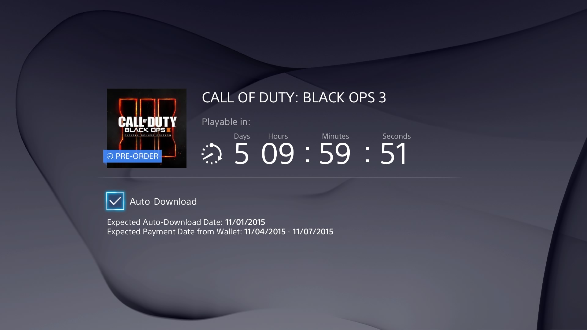 Free Psn Store Codes Call Of Duty Black Ops Preload Eu Aus