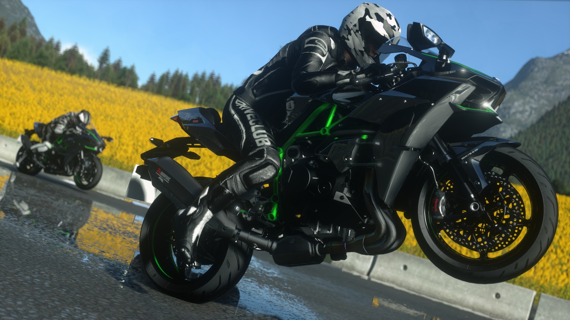 DriveClub Bikes Expansion Gets Stunning Looking Screenshots; Price, Download Size And Features ...