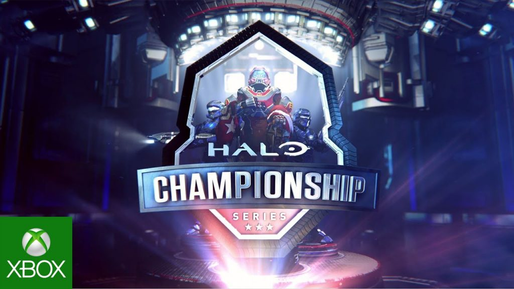 Halo 5 world championship