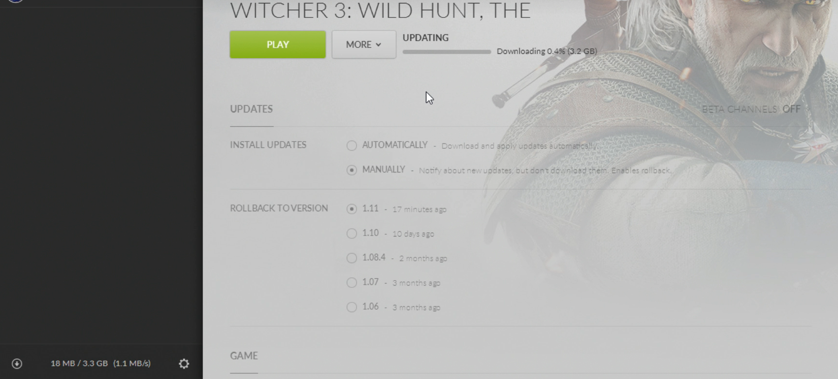 [FIXO] The Witcher 3: Wild Hunt - Página 38 Witcher-patch-1.11