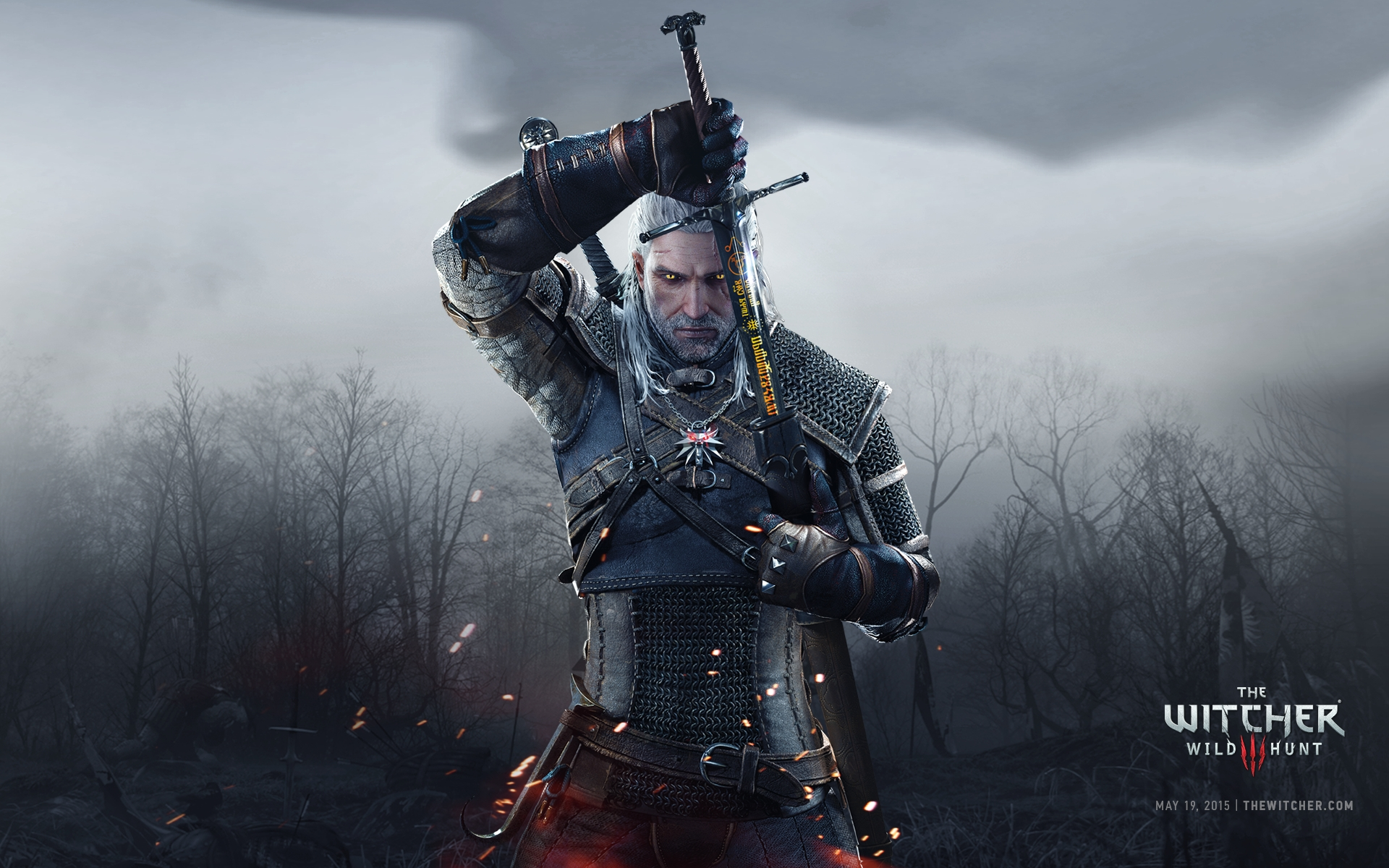 witcher3 wallpaper