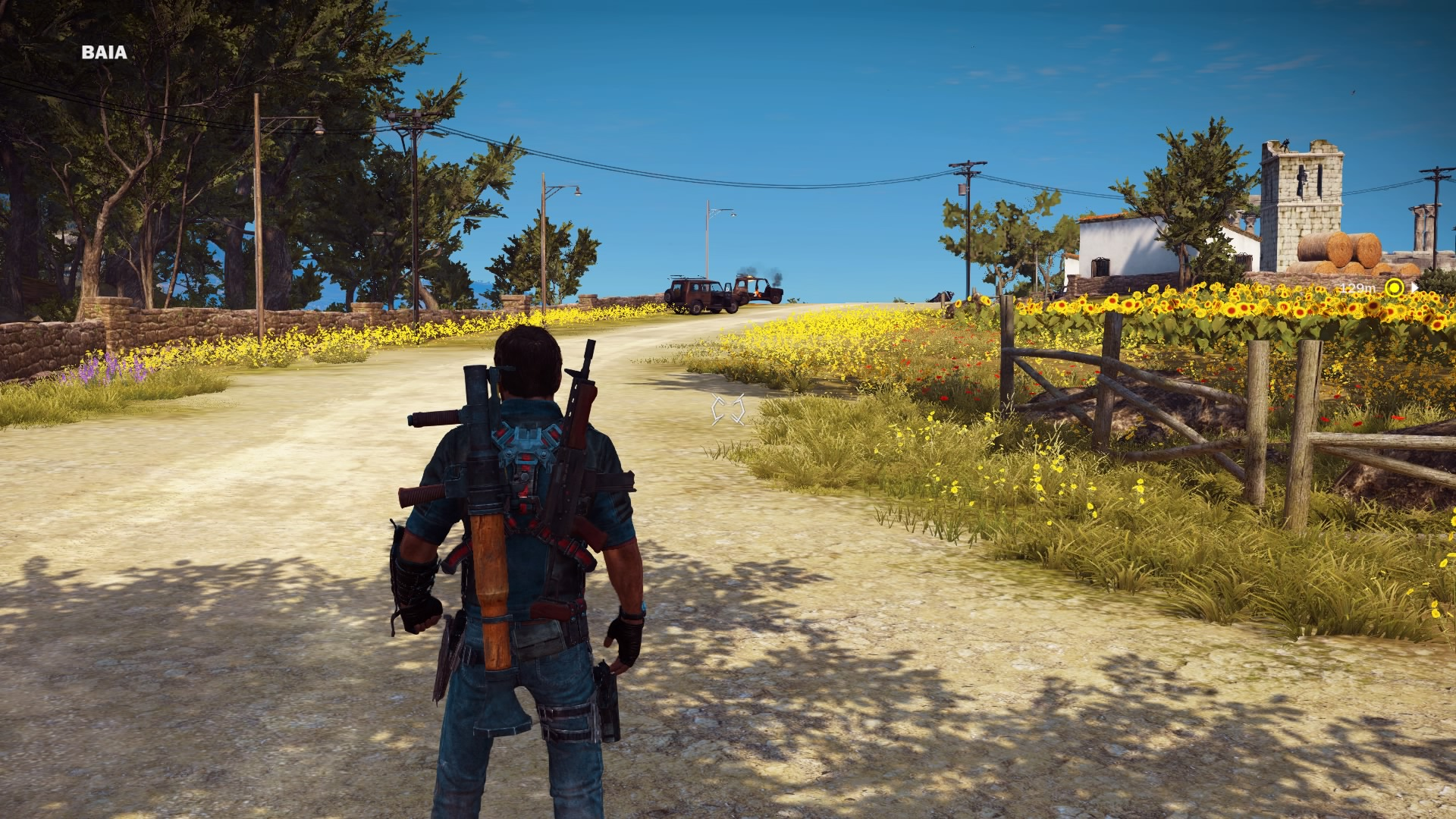 Just cause 3 full world map size revealed compared with just cause 2 that said you can have an idea of the world map size by looking at the in game screenshot and the fully zoomed in view of the world map gumiabroncs Choice Image