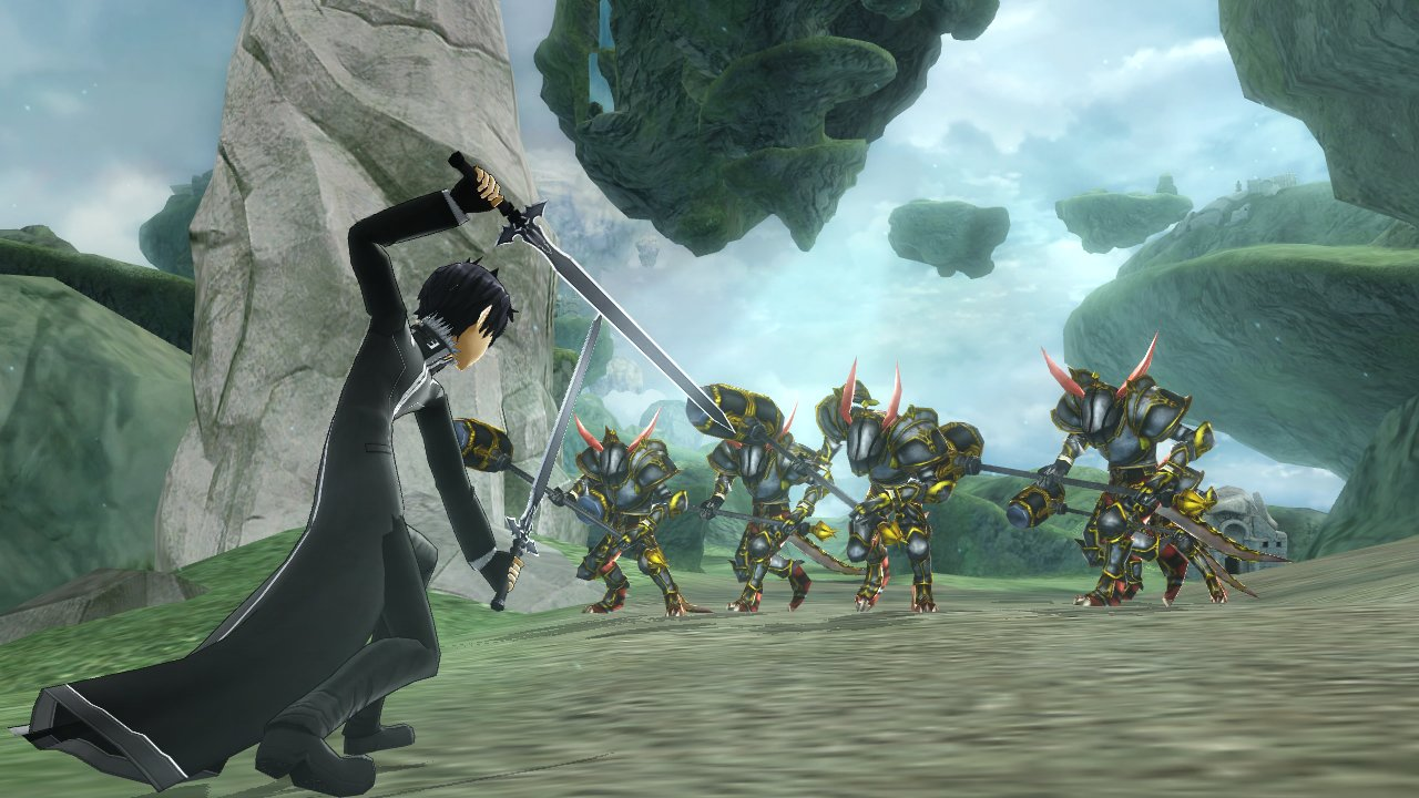 The BEST Sword Art Online game on the PS4 and why ...