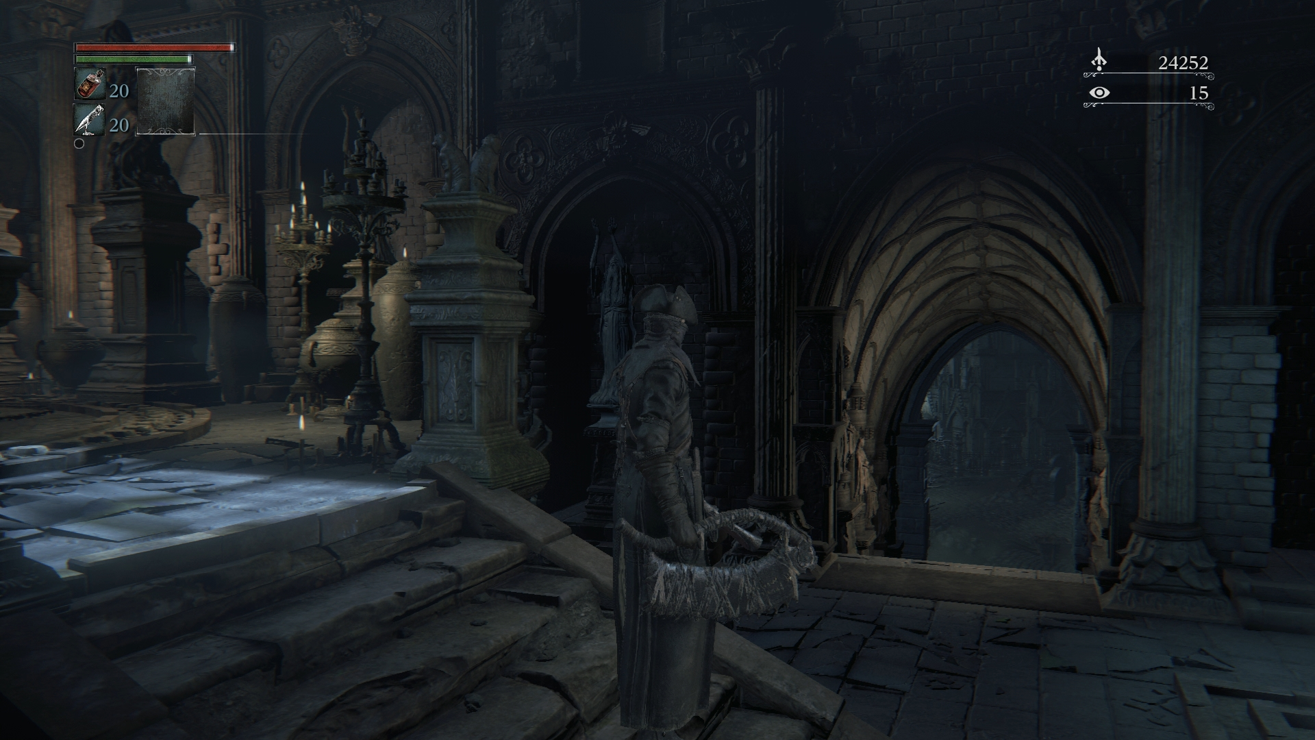 Bloodborne The Old Hunters All New Weapon Locations