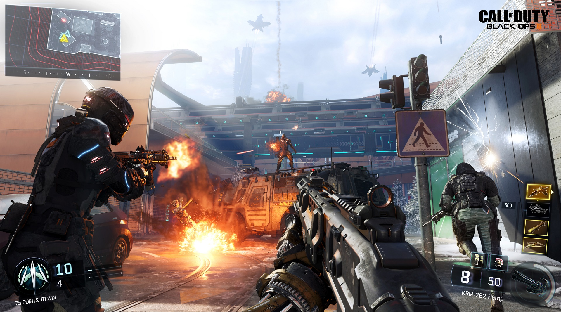First Look At Gold Camo In Call Of Duty: Black Ops 3