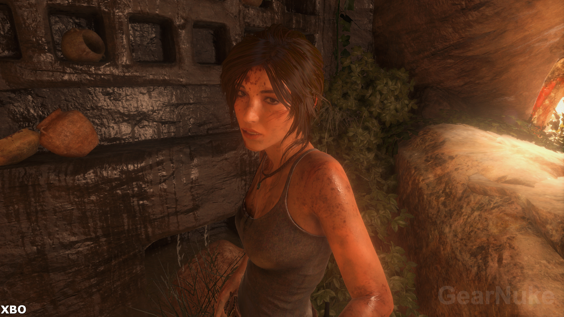 Rise of the Tomb Raider Xbox One vs. Xbox 360 Direct-Feed ...