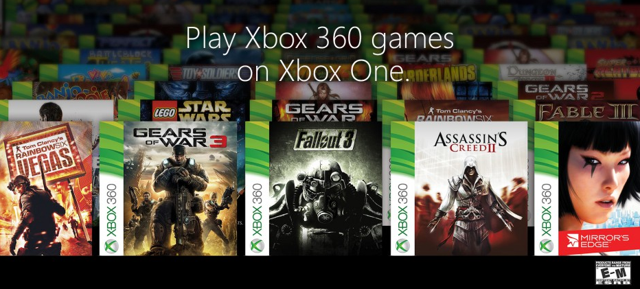 x360 backward compatibility