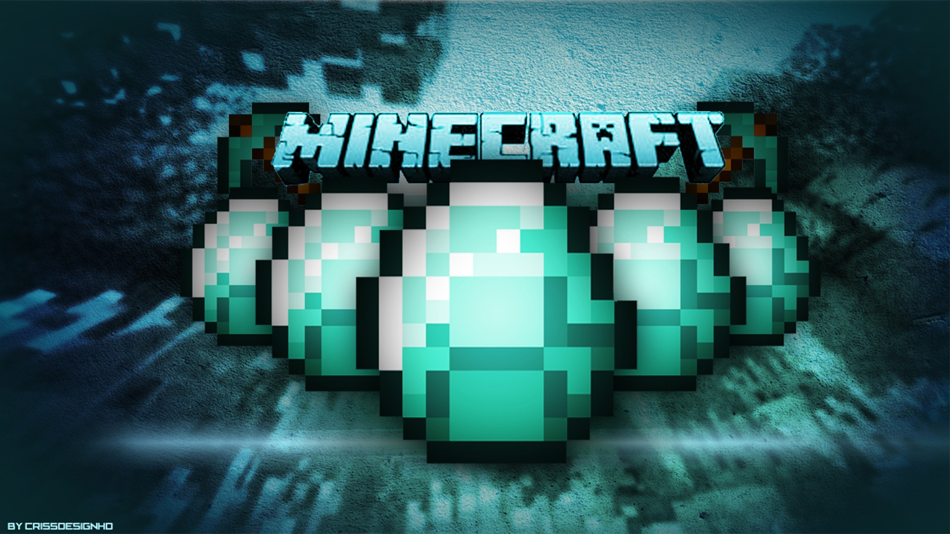 minecraft-diamond-images-hd-wallpaper