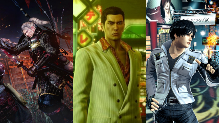 yakuza 0 king of fighters xiv and ni oh apparently headed to pc