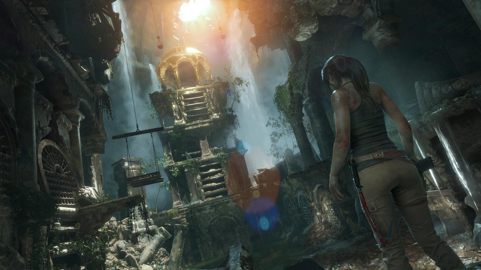 Rise of the Tomb Raider все же выйдет на PS4