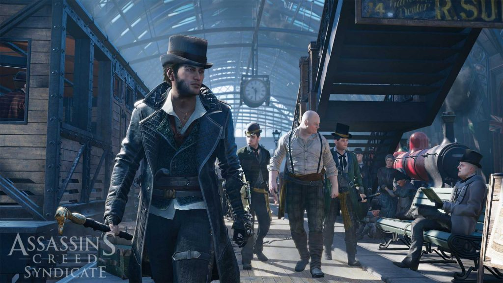 PSN Store Assassin's Creed Syndicate
