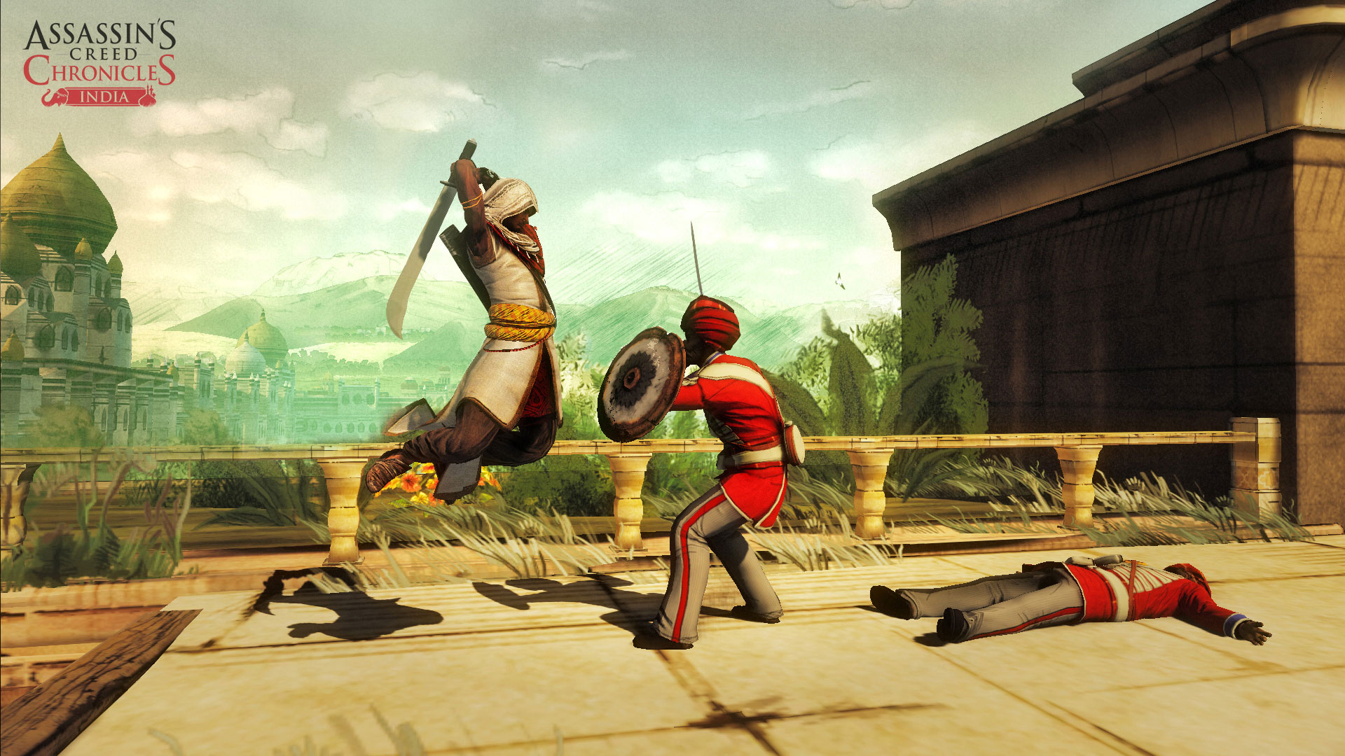 Assassin S Creed Chronicles Trilogy Pack Now Available For Ps Vita