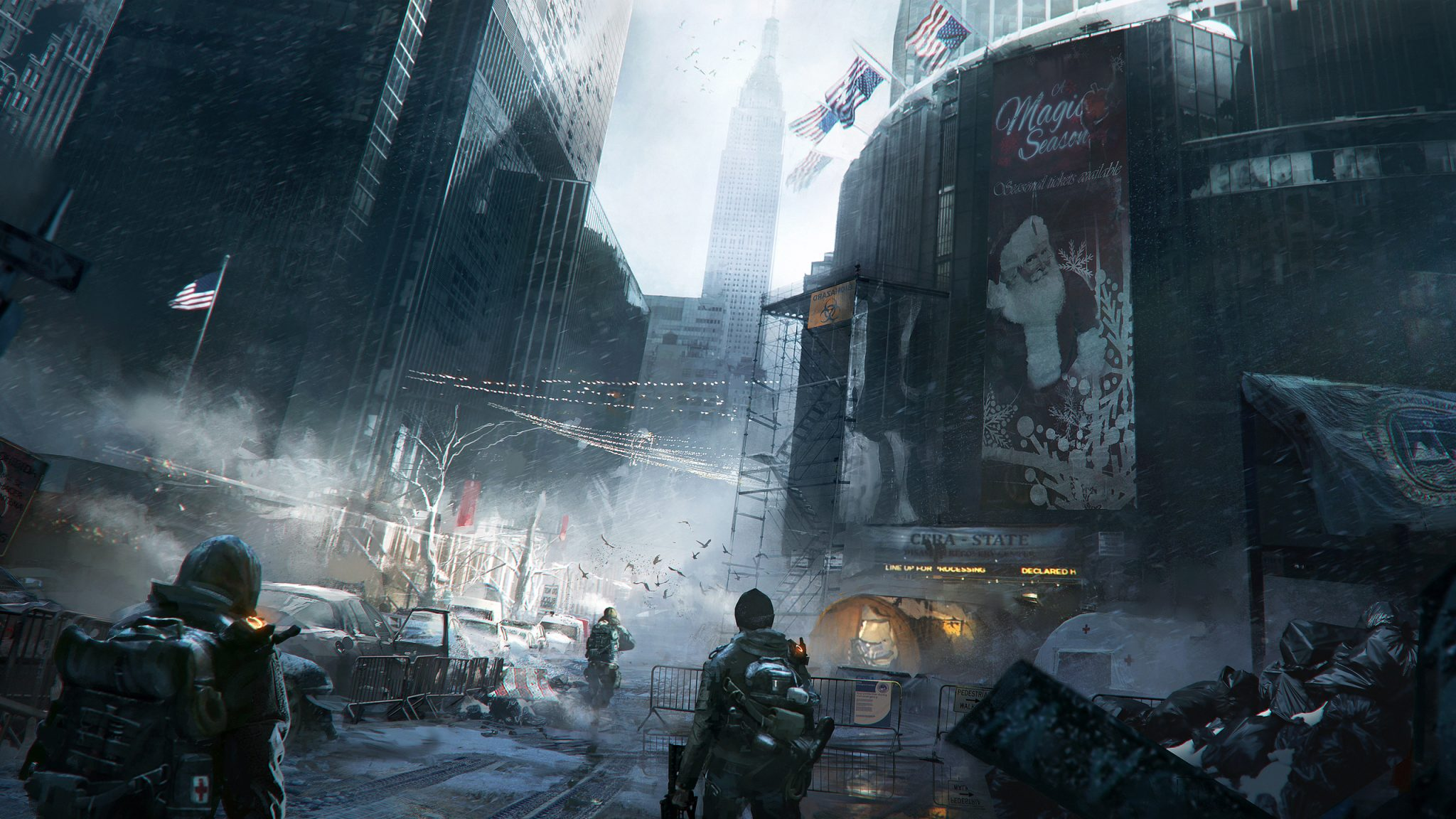 the division beta check out how the ps4 version compares. Black Bedroom Furniture Sets. Home Design Ideas
