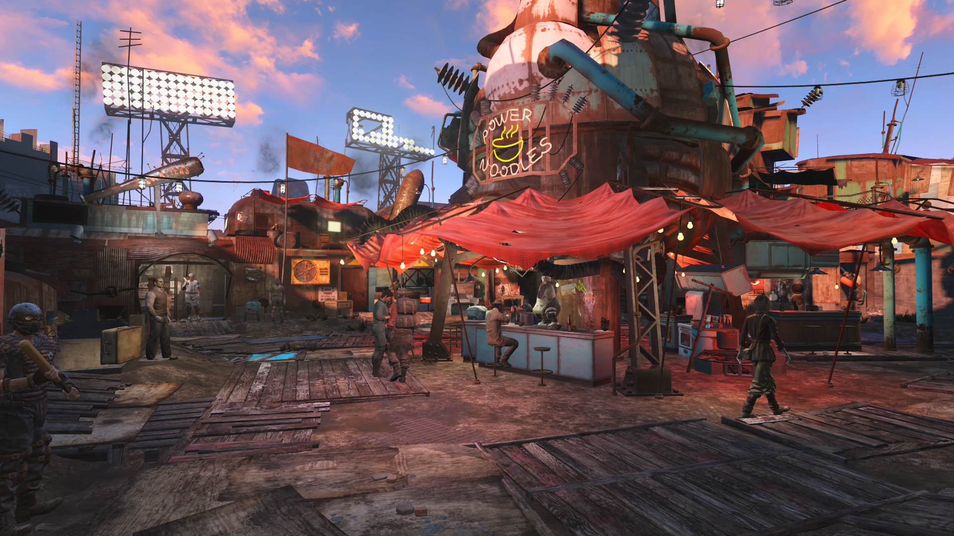 Fallout 4 Patch 1.3 Details Step Out into the Irradiated Air