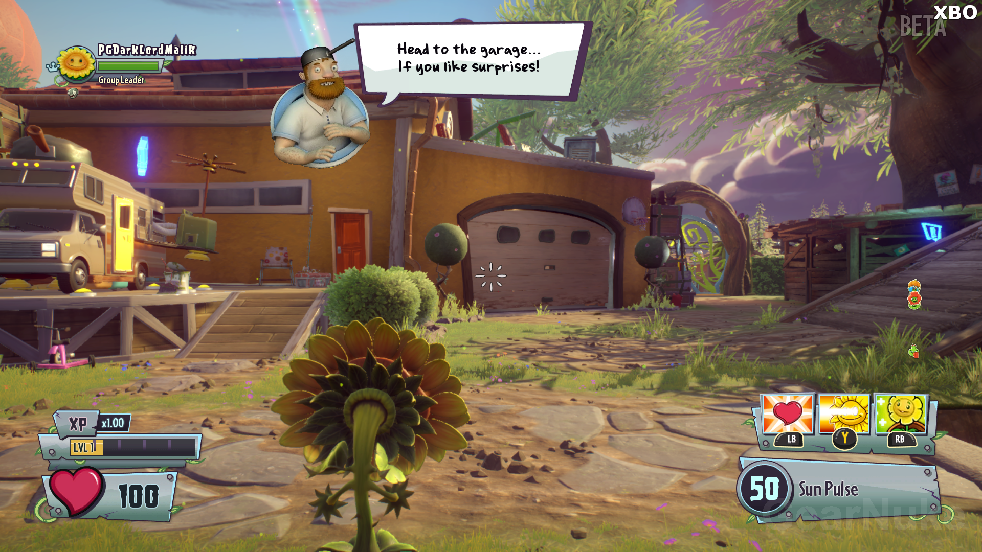 Pvz garden warfare 2 ps4 vs xbo beta image comparison - Plants vs zombies garden warfare xbox one ...