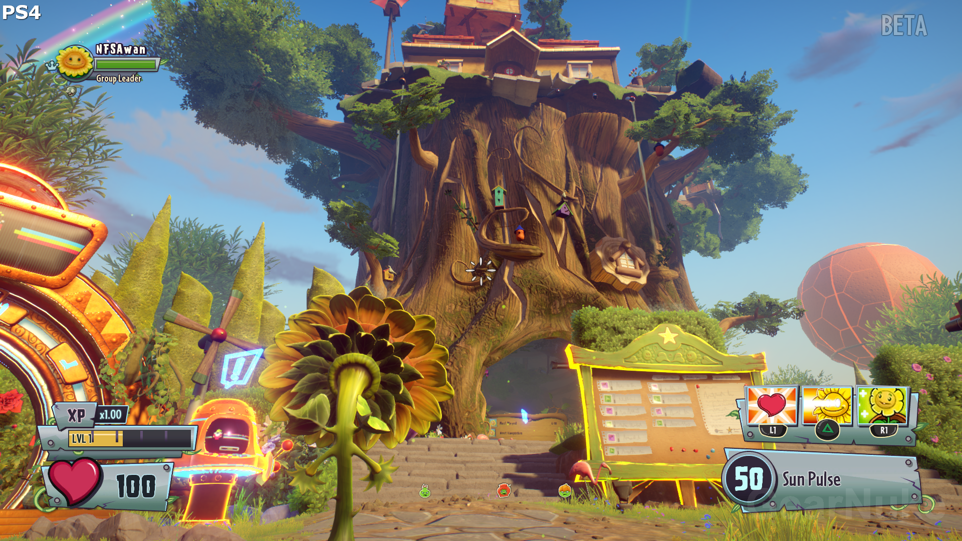 Garden: Xbox One Garden Warfare