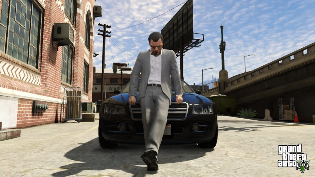 Grand Theft Auto V Steam Awards