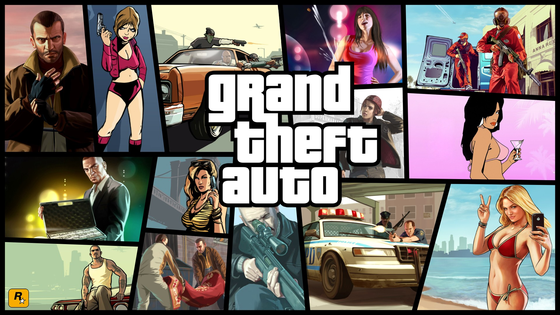 Grand Auto Sales >> Grand Theft Auto products have generated $2.3 billion worldwide since GTA V's launch