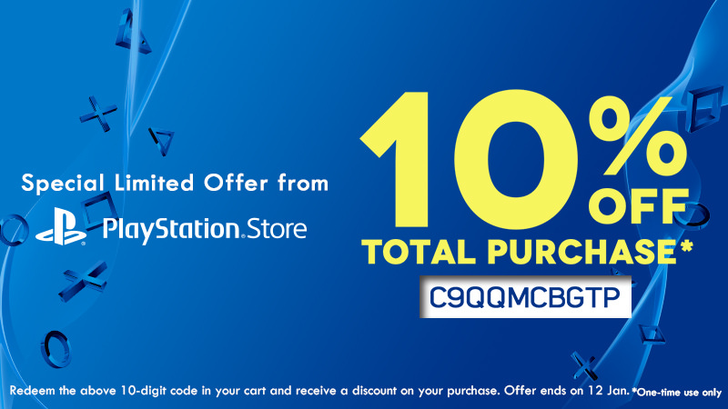 Discounts average $20 off with a PlayStation Store promo code or coupon. 11 PlayStation Store coupons now on RetailMeNot. PlayStation Store Coupon Codes. Add Favorite. Submit a Coupon. Submit a new coupon and help others save! Spend $ using your PlayStation Network and get a PSN Wallet promo code for $15 to spend on games, movies, TV.