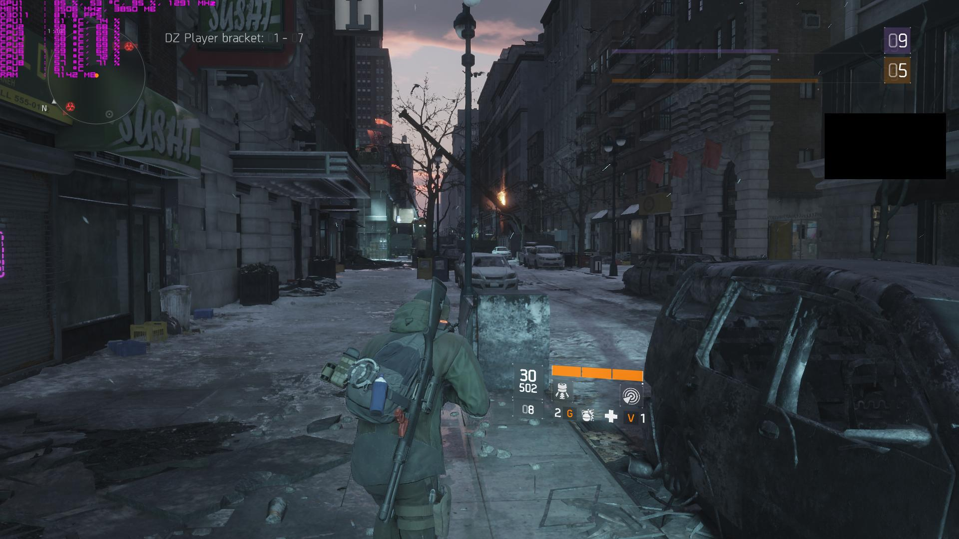 The Division Maxed Out PC Screenshots Look Completely ...