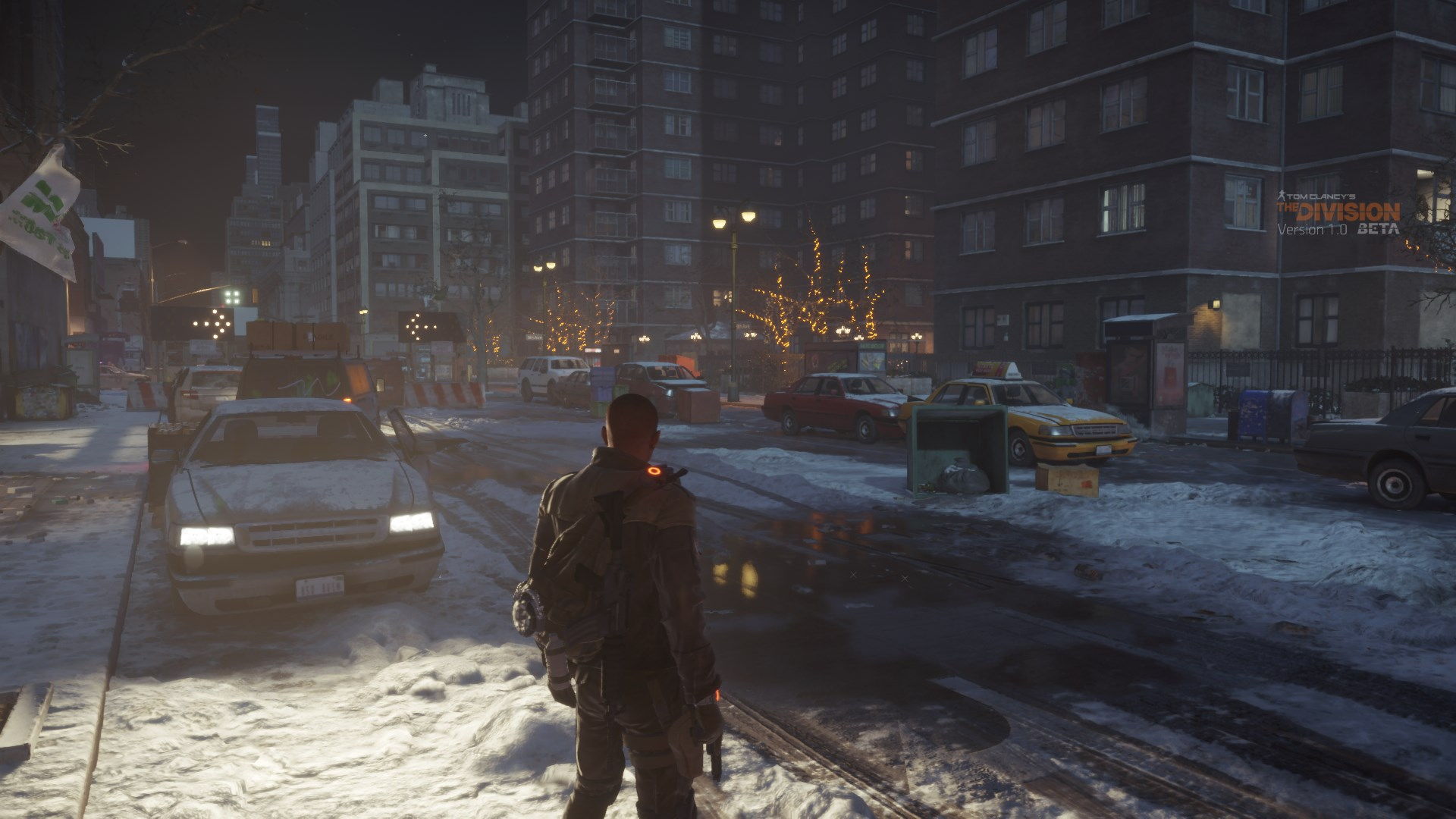 The Division 1080p Direct-Feed PS4 Screenshots Leaked From ...