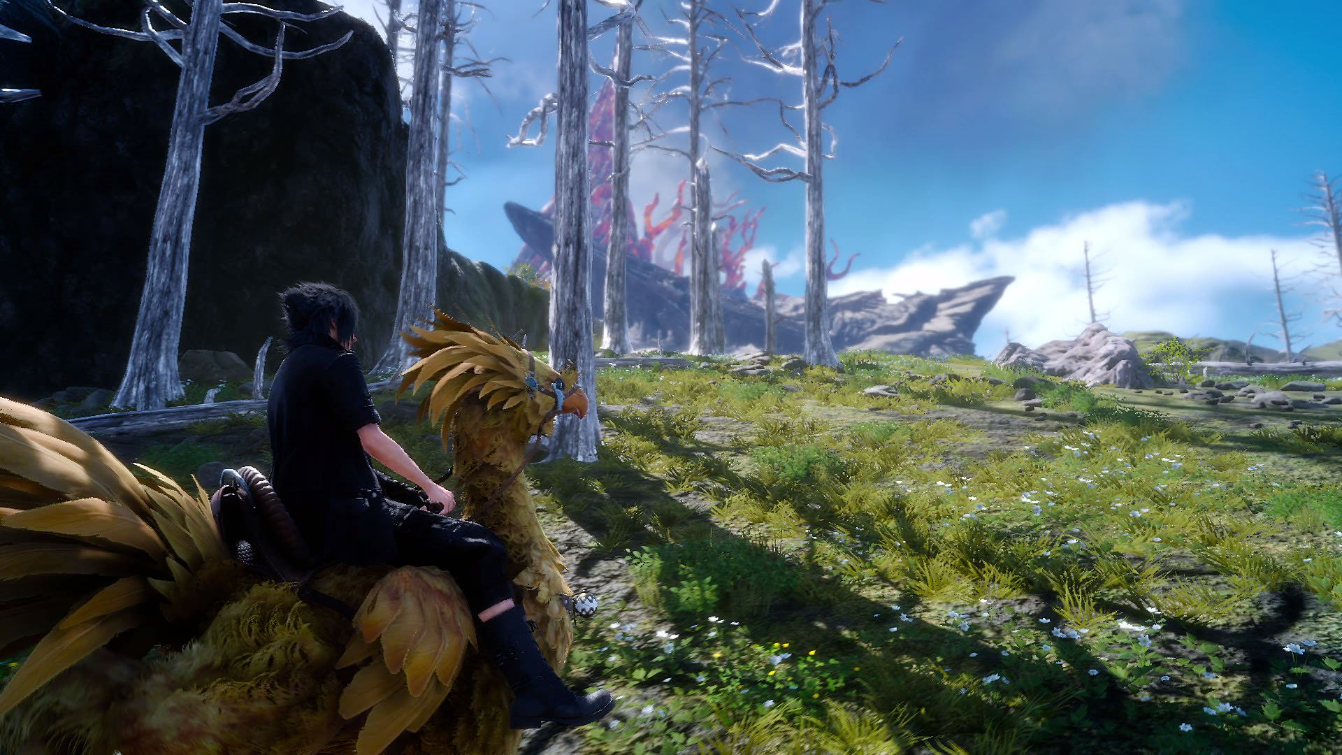 Final Fantasy XV set to Launch Next Month