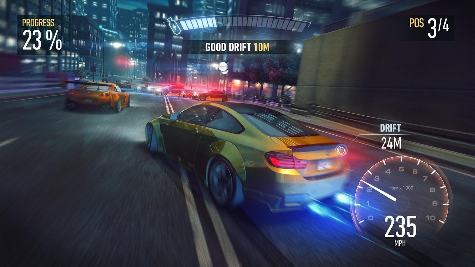 Need For Speed is an open world racing video game developed by Ghost ...