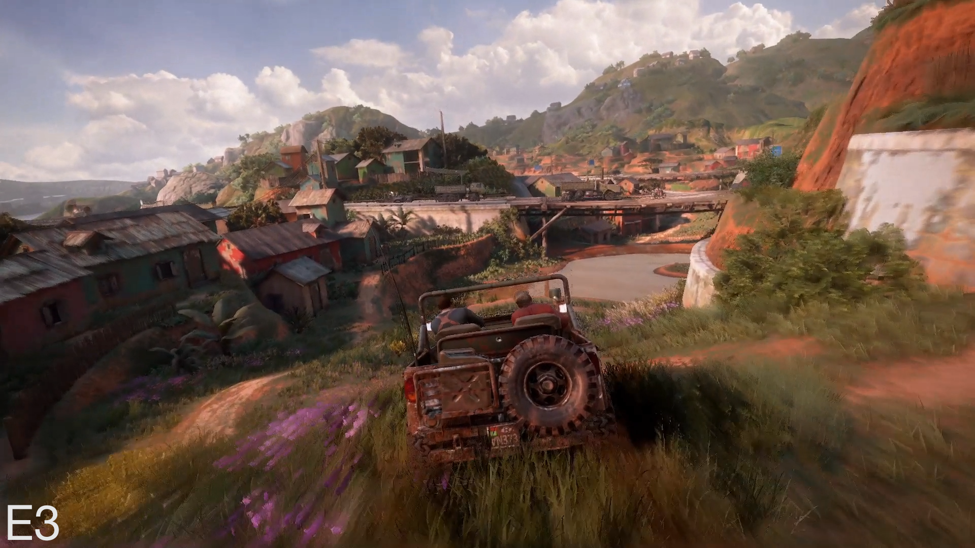 Uncharted 4 A Thief S End E3 2015 Vs Final Build Graphics And