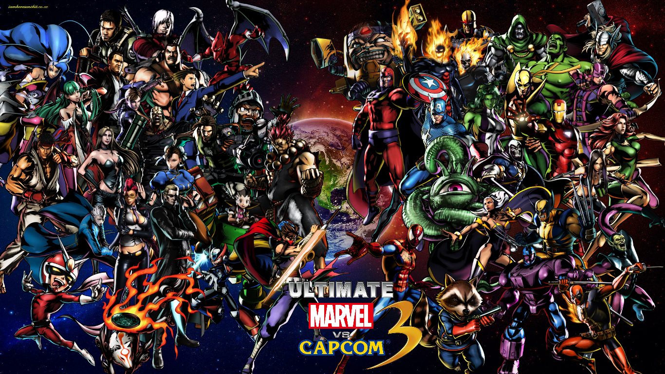 『ULTIMATE MARVEL VS. CAPCOM 3』の発売日が3 …