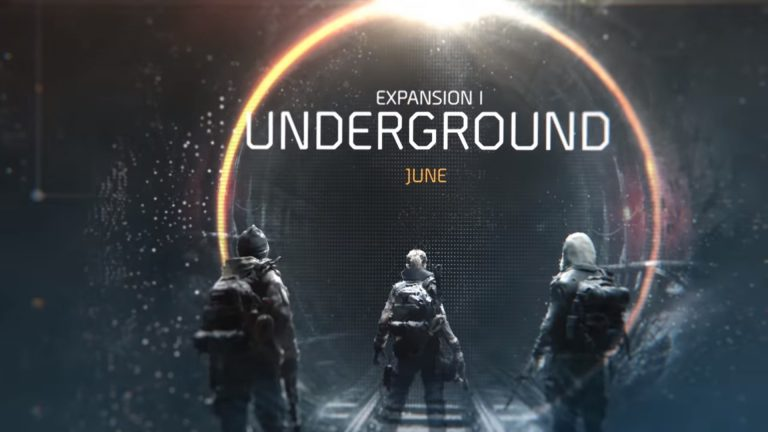 underground dlc available for the division on xbox one. Black Bedroom Furniture Sets. Home Design Ideas