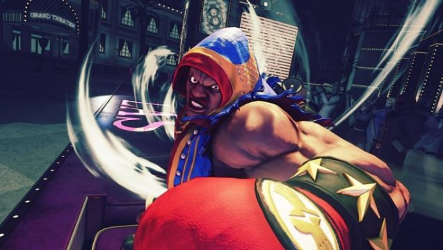 Street Fighter 5 Characters, Story Mode